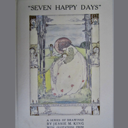 Jessie M. King 'Seven Happy Days'