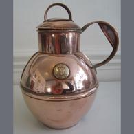 Copper Cream Jug