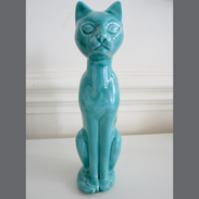 Anglia Pottery Cat