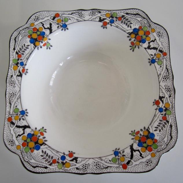 Art Deco Bowl