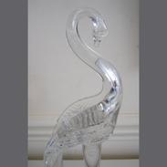 Pairpont Cut Crystal Exotic Bird
