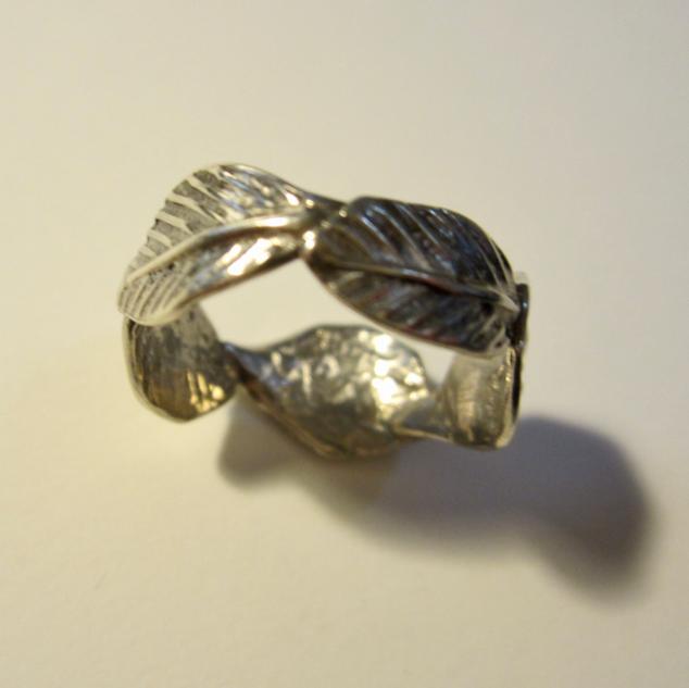 Leaf Ring 1