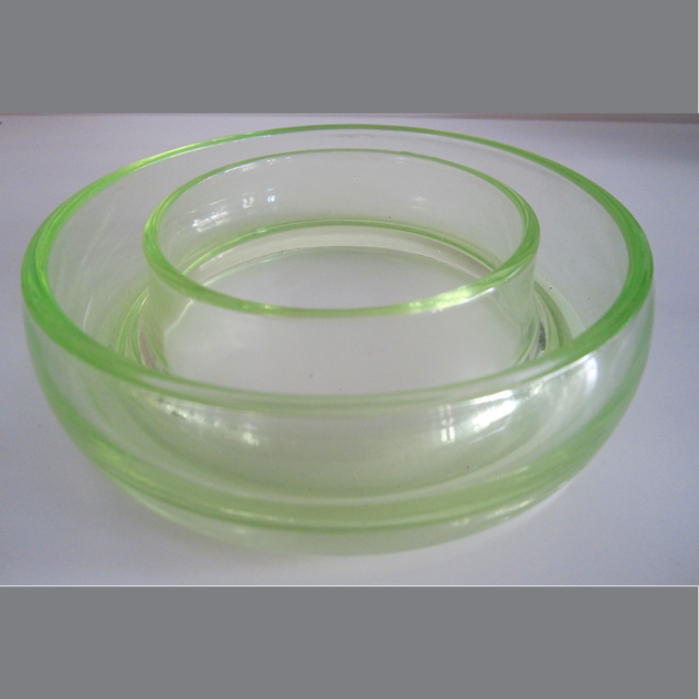 Bagley Uranium Glass
