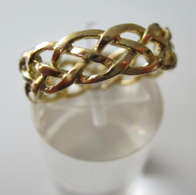 Plaited Ring 2