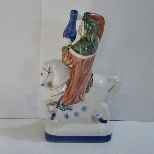 Rye Pottery 'The Doctor, The Physic'