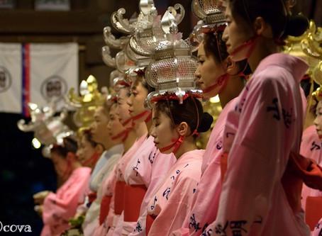 山鹿灯篭祭り Yamaga Tourou Matsuri
