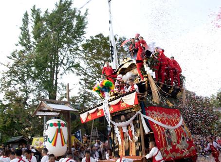 Toyota Koromo Matsuri 豊田拳母祭り2019
