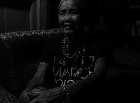 Whang Od Traditional Tatoo Artist