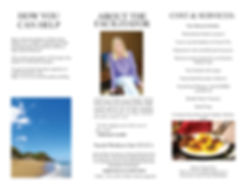 Restore & Rejuvenate Retreat Brochure
