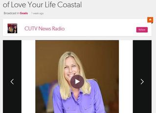 CUTV News Radio Spotlights Laraine Gordon of Love Your Life Coastal