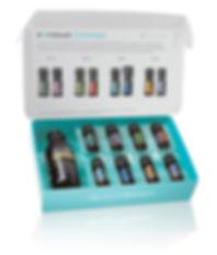 doTERRA Essential Oils box