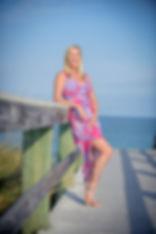 Laraine Gordon Beach Portrait