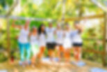 Group photo during retreat