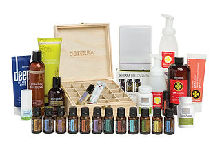 doTERRA the Natural Solutions Kit