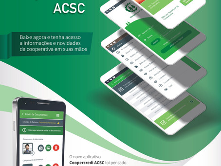 Aplicativo Coopercredi ACSC.