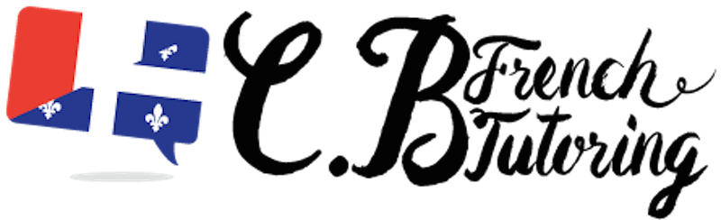 C.B. French Tutoring Logo