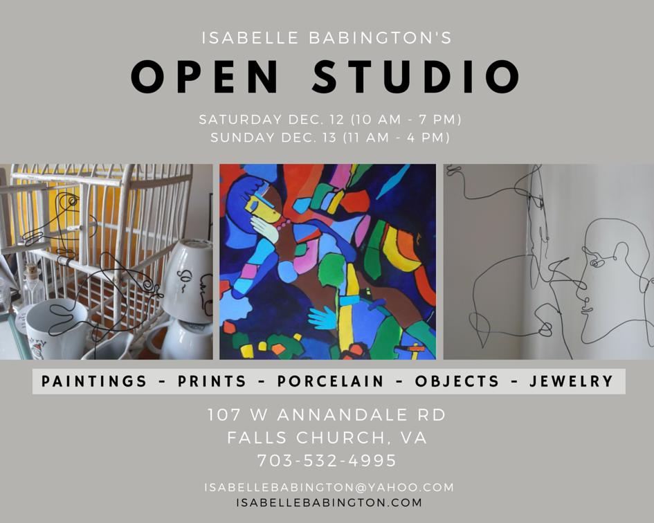 Open Studio Ad