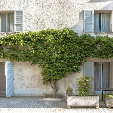 residence dalphin facade