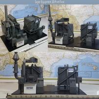 Scale Model of Sepors Calciner Skid