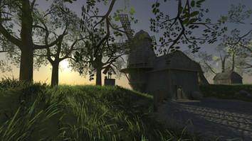 Cliffside Windmill Solo Project