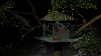 24hr Art Test: Tree House