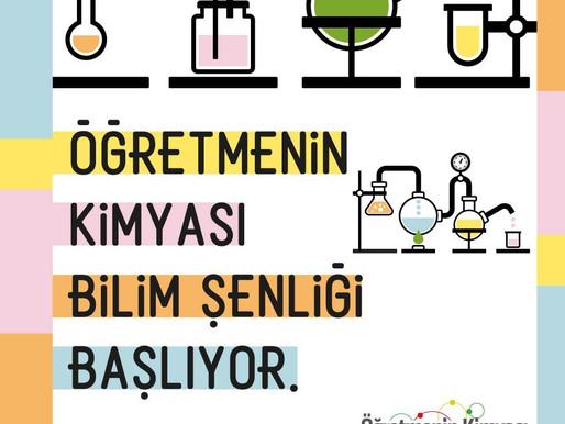 Öğretmenin Kimyası Bilim Şenliği
