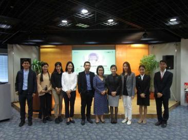 タイ国美容関連商談会