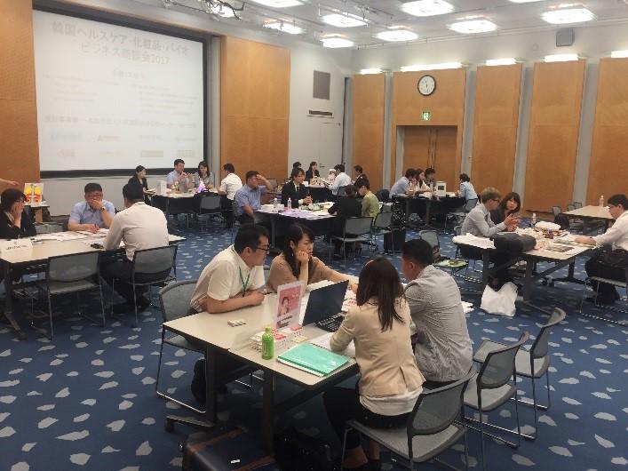 韓国商談会