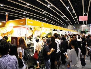 香港フードエキスポ2015に出展しました