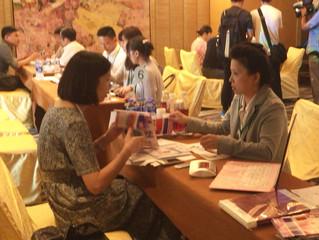 「上海現地商談会」開催しました