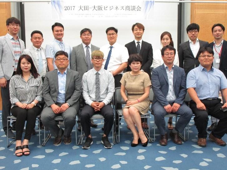 韓国商談会1