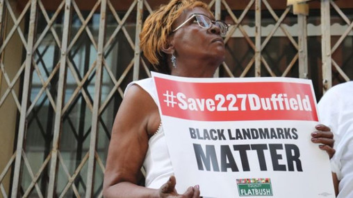 Update: Preserving 227 Duffield Street/Abolitionist Place as a NYC Landmark