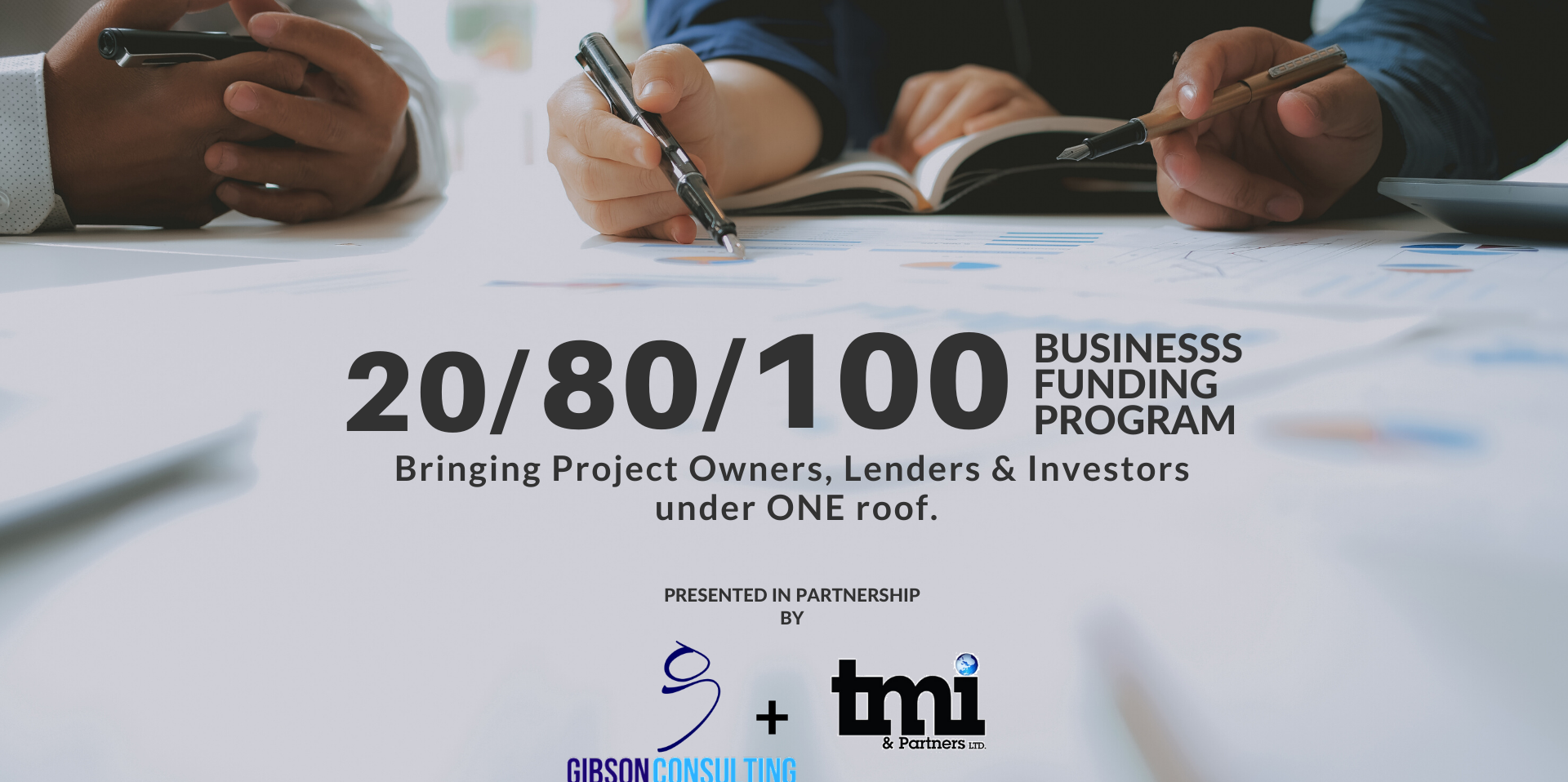 20/80/100 Business Funding