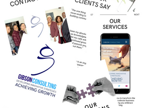 Gibson Consulting & Solutions releases NEW 2020 Brochure!