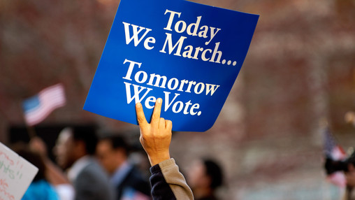 Voter disenfranchisement works to oppress ALL marginalized people.