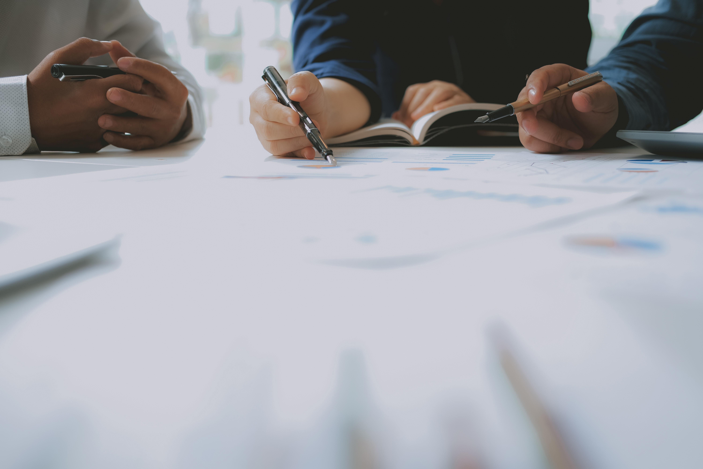Let's Talk Business Planning!