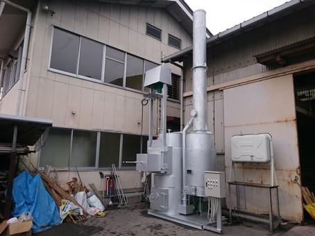 空冷式焼却炉FSO-50H型