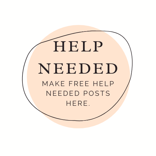 Post your needs here