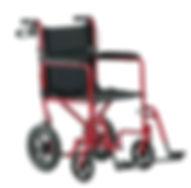 Lightweight tranport chair