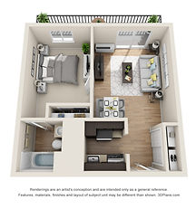 Select Series One Bedroom