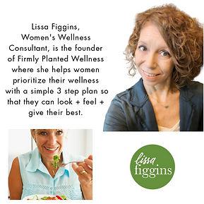 Lissa Figgins, Women's Wellness
