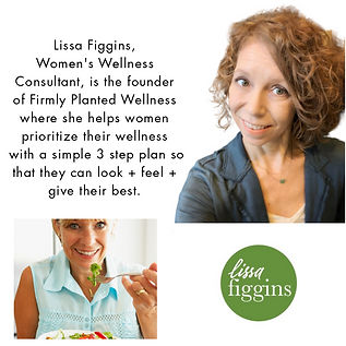 Lissa Figgins, Women's Wellness