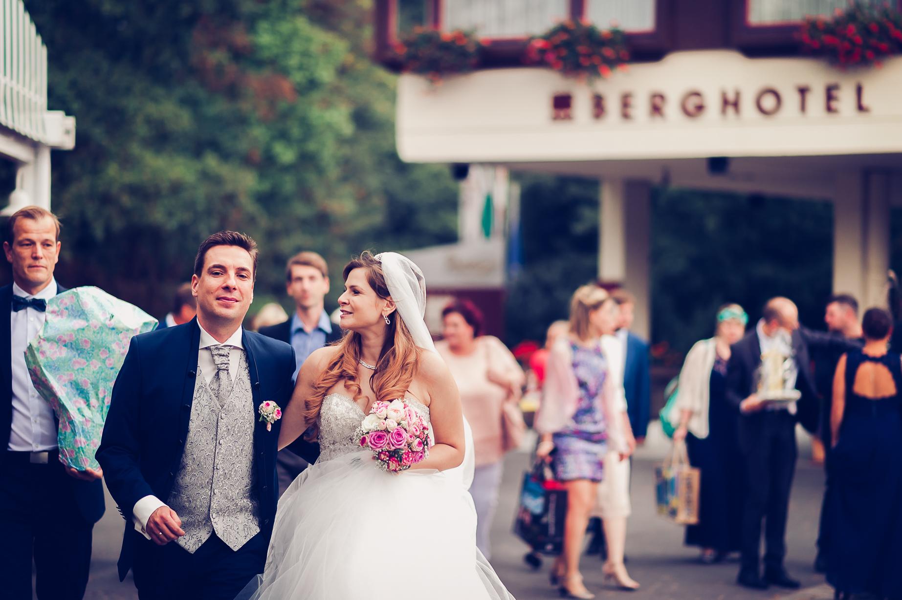 Hochzeit Berghotel