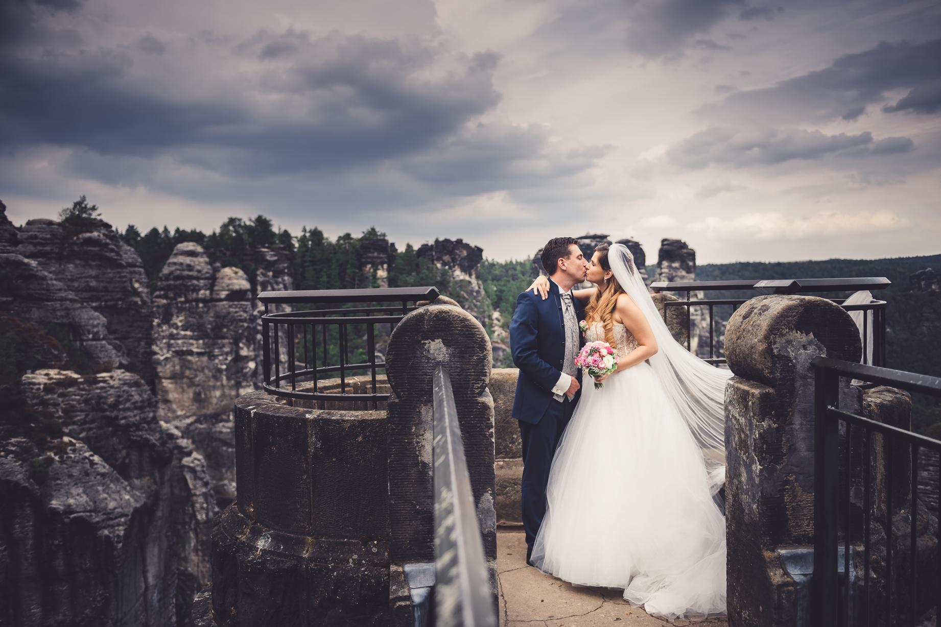 Hochzeitsfotograf Bastei Panorama