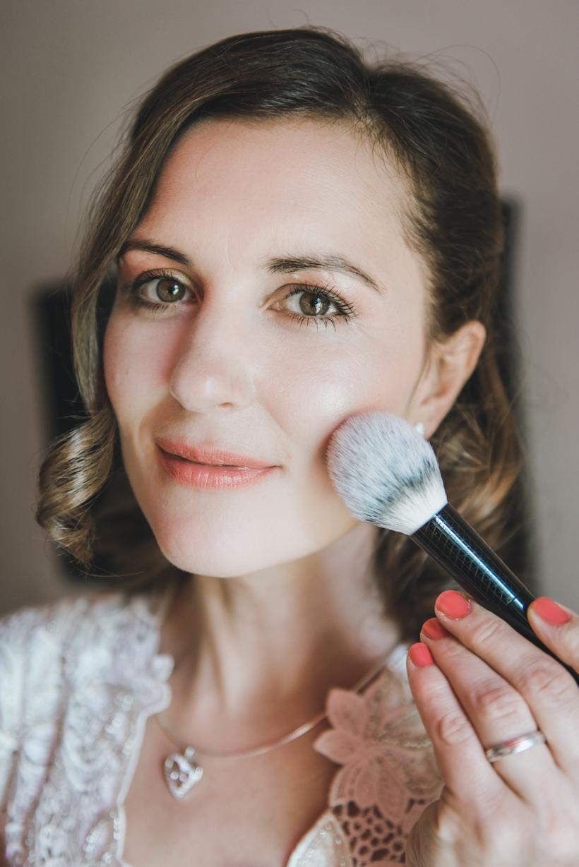 Hochzeit Make-up Artist Dresden
