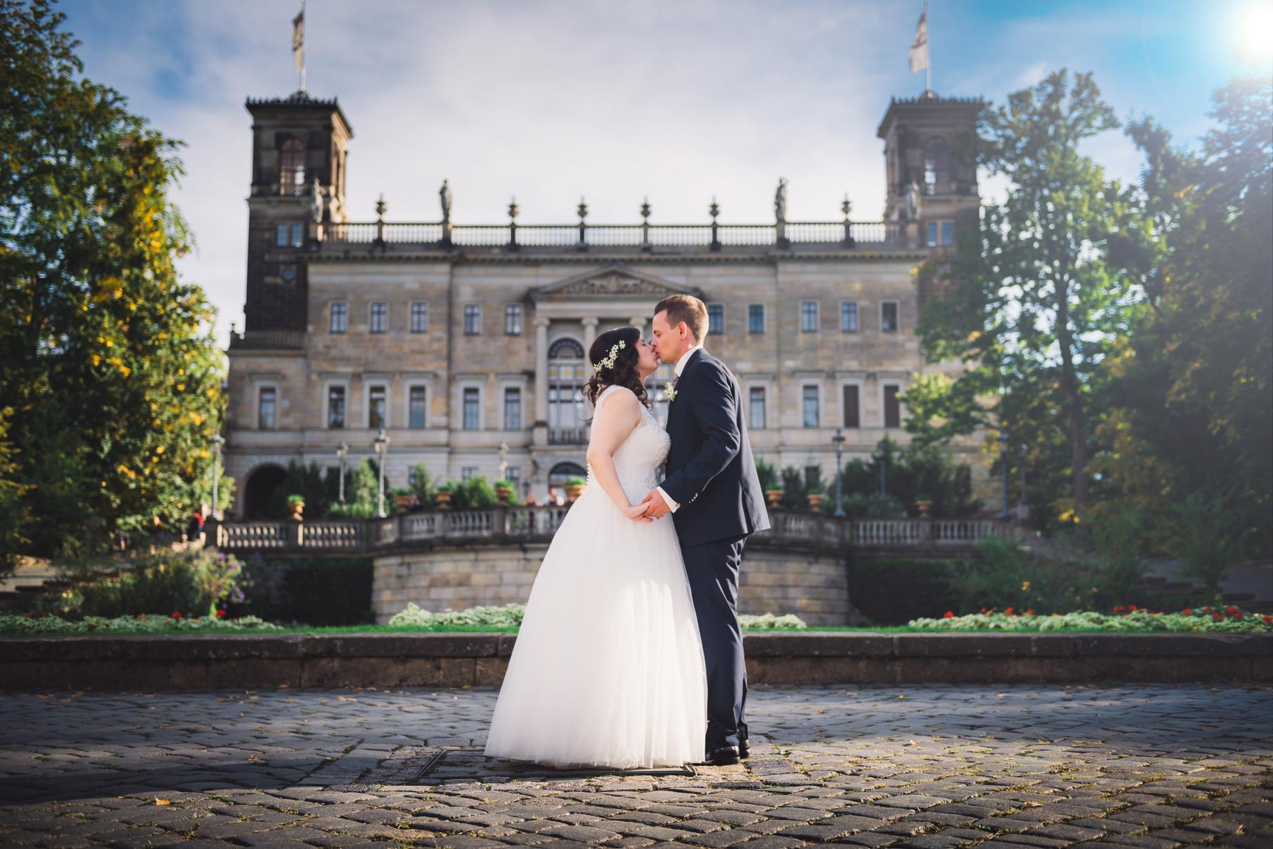 Schloss Albrechtsberg Hochzeit