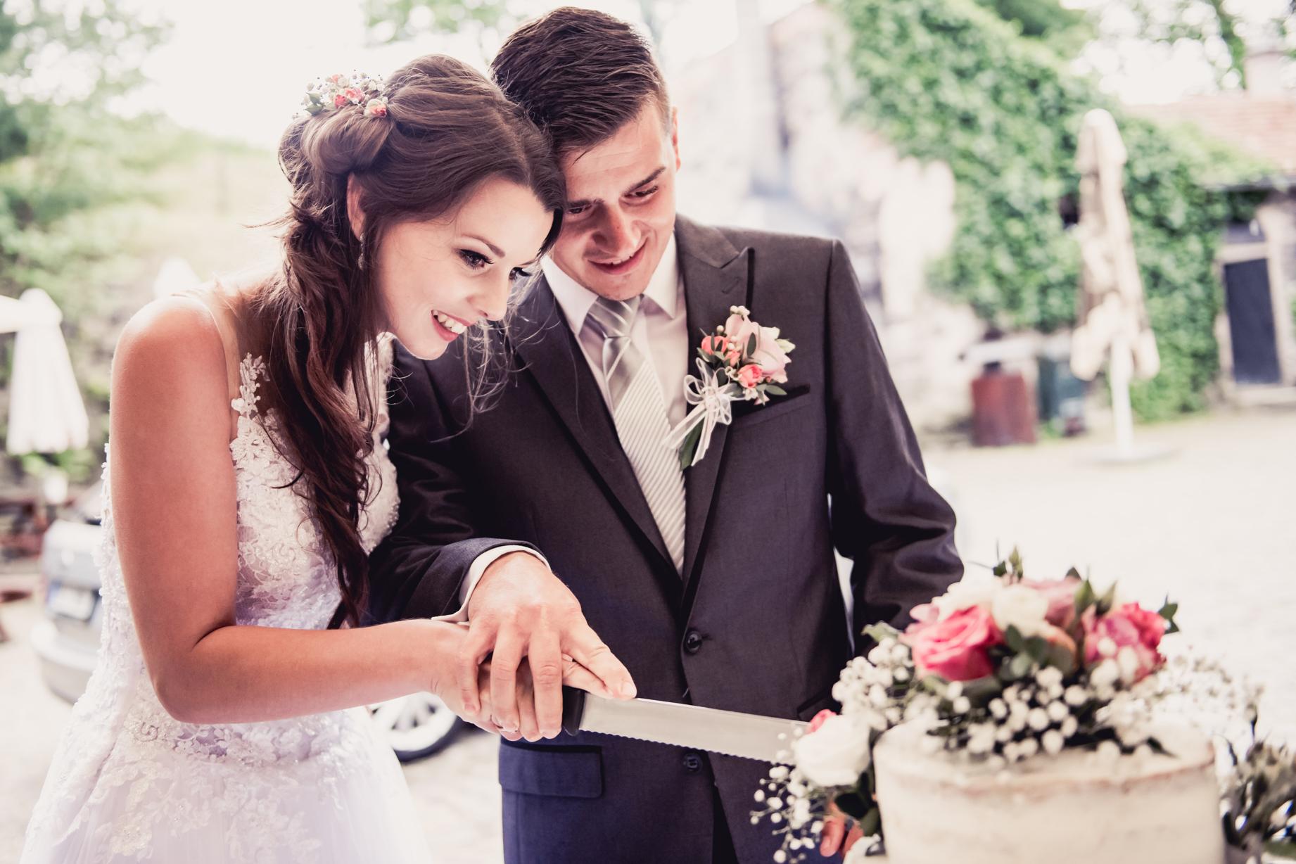 hochwertig Hochzeitstorte