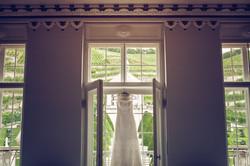 elegant Brautkleid