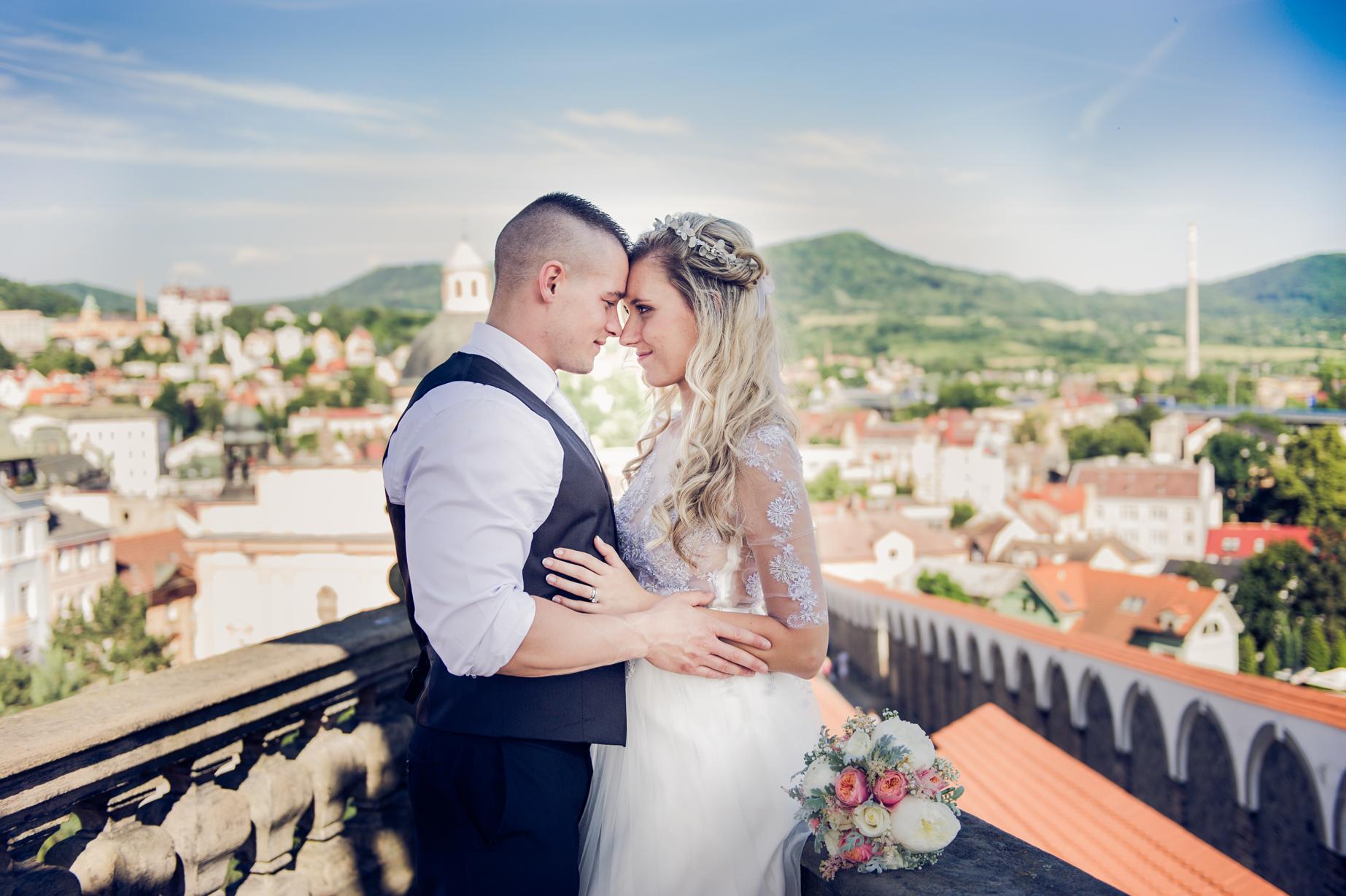 Svatební fotograf Děčín