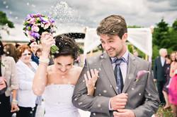 künstlerisch Hochzeitsfotografin